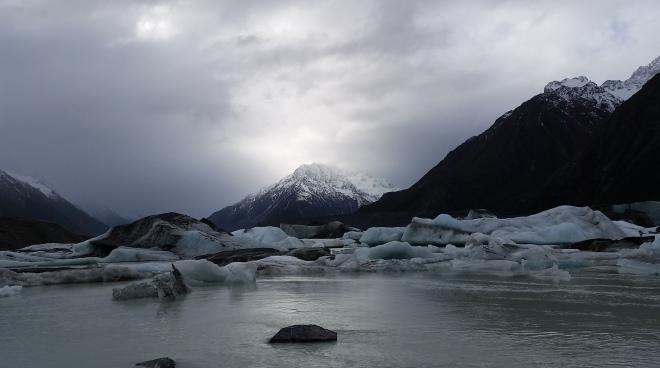 Clarity - Tasman Glacier Lake
